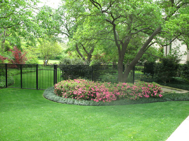 Dallas Landscape Design and Yard Maintenance Highland